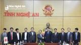 Nhật Bản sẽ hỗ trợ Nghệ An xây dựng thương hiệu chè xuất khẩu
