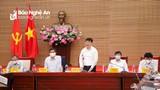 Chủ tịch UBND tỉnh: Từng ngành phải rà soát lại kịch bản tăng trưởng năm 2020