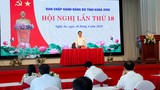 Thông qua đề án phân bổ đại biểu dự Đại hội Đảng bộ tỉnh Nghệ An lần thứ XIX