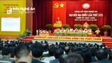 Khai mạc phiên trù bị Đại hội đại biểu Đảng bộ tỉnh Nghệ An lần thứ XIX, nhiệm kỳ 2020-2025