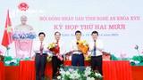 Miễn nhiệm, bầu bổ sung Ủy viên UBND tỉnh Nghệ An