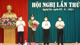 Công bố Quyết định của Ban Bí thư chỉ định Đại tá Phạm Thế Tùng tham gia BCH, BTV Tỉnh ủy Nghệ An