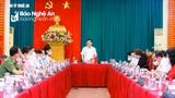 Nghệ An quyết giữ vững thành quả chống dịch, tăng tốc phát triển kinh tế - xã hội