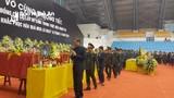 Lễ tang 22 cán bộ, chiến sỹ Đoàn 337 hy sinh ở Quảng Trị