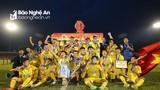 Thắng Viettel tại chung kết, U15 SLNA vô địch sau 15 năm chờ đợi