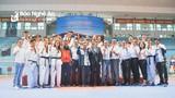 Đoàn Nghệ An đoạt 5 HCV Giải Taekwondo học sinh toàn quốc 2019