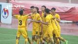 Đương kim vô địch U15 SLNA đánh bại SHB Đà Nẵng tại bán kết