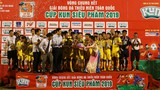 Sông Lam Nghệ An làm chủ nhà VCK Thiếu niên và vòng loại U15 toàn quốc 2020