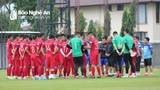 Danh sách sơ bộ Vòng loại World Cup 2022: ĐT Việt Nam có 8 cầu thủ Nghệ An
