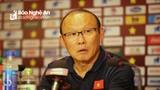 HLV Park Hang-seo trút bầu tâm sự, bênh vực Công Phượng sau trận Malaysia