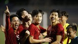 Thành Chung và Hoàng Đức sắm vai người hùng, U22 Việt Nam thắng nghẹt thở Indonesia