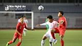Hà Đức Chinh lập công, U22 Việt Nam nhọc nhằn đánh bại U22 Singapore