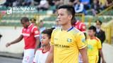 Trung vệ Hoàng Văn Khánh chính thức làm đội trưởng SLNA tại V.League 2020