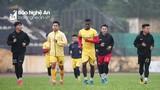 Ngoại binh Peter Onyekachi: 'Hồ Tuấn Tài là cầu thủ hay nhất tại SLNA'