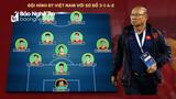 HLV Park Hang-seo sẽ nâng cấp ĐT Việt Nam với sơ đồ 3 tiền vệ trung tâm?