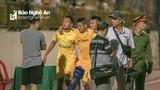 Sau 2 trận tại Cúp Quốc gia, SLNA trở thành 'bệnh viện' thu nhỏ