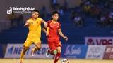 Phan Văn Đức nhạt nhòa, Sông Lam Nghệ An và Thanh Hóa bất phân thắng bại