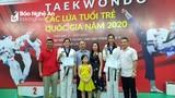 Taekwondo Nghệ An thắng lớn tại Giải Vô địch trẻ toàn quốc 2020