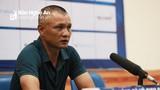 HLV Ngô Quang Trường: 'SLNA chưa có đủ thời gian để gắn kết'