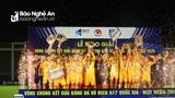 Hành trình vô địch của U17 SLNA tại VCK U17 quốc gia 2020
