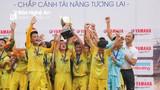 Khoảnh khắc U13 SLNA vô địch Giải bóng đá Thiếu niên toàn quốc 2020
