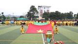 Giải bóng đá Năng khiếu U10 Nghệ An: Yên Thành và Thái Hòa tranh vô địch