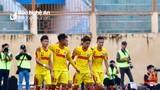 Chơi thiếu người, U21 SLNA vẫn hạ Nam Định tiến vào chung kết