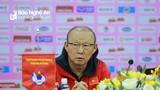 HLV Park Hang-seo than thở chuyện V.League 'sính ngoại'