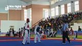 Taekwondo Nghệ An giành 2 HCV ở giải đấu các Câu lạc bộ mạnh toàn quốc