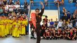 Gần 500 vận động viên tham gia Giải Võ thuật cổ truyền Nghệ An lần thứ III