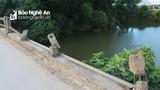 """Những cây cầu """"tử thần"""" ở Nghi Lộc"""