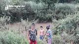 2 anh em ruột hái ổi, sẩy chân xuống ao hàng xóm đuối nước thương tâm