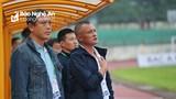 HLV Ngô Quang Trường bỏ ngỏ tương lai dẫn dắt SLNA, hài lòng về dàn tân binh trẻ