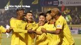 Phan Văn Đức giúp SLNA thoát thua ngày ra quân V.League 2021
