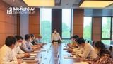 Đồng chí Thái Thanh Quý được bầu làm Trưởng Đoàn đại biểu Quốc hội tỉnh Nghệ An khóa XV