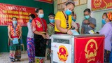 Kết quả sơ bộ bầu cử đại biểu Quốc hội khóa XV và đại biểu HĐND các cấp tỉnh Nghệ An