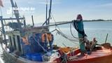 Nghệ An xử phạt 25 triệu đồng 1 tàu cá ngoại tỉnh đánh bắt hải sản kiểu 'tận diệt'