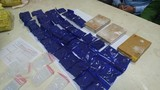 Nghệ An: Bắt 2 đối tượng thu 3 bánh heroin và 14.000 viên ma túy tổng hợp