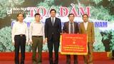 Nhiều tập thể, cá nhân ngành Lâm nghiệp Nghệ An được vinh danh