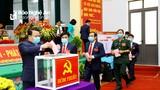 Danh sách Ban Chấp hành Đảng bộ, Ban Thường vụ Huyện ủy Đô Lương, nhiệm kỳ 2020 - 2025
