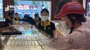 Giá vàng 'nhảy múa', thị trường Nghệ An giao dịch trầm lắng