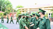 Quân y biên phòng tình nguyện vào tâm dịch