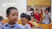 Nan giải bài toán đạt mức sinh thay thế ở Nghệ An