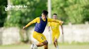 Dấu ấn những cầu thủ trẻ đội 1 SLNA