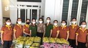 Các nhà chùa hỗ trợ hàng nghìn suất cơm cho các đơn vị làm nhiệm vụ phòng, chống dịch