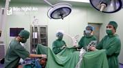 Bệnh viện ĐKTP Vinh phấn đấu hoàn thiện mô hình bệnh viện 'thông minh', hiện đại và chuyên nghiệp