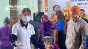 Chương trình 'Mùa Đông ấm – Xuân tình nguyện' của đoàn thanh niên Khối các cơ quan tỉnh