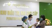 Khoa Nhi - Hoàn Mỹ Vinh đảm bảo các tiêu chuẩn y khoa, cung cấp dịch vụ y tế chất lượng cao