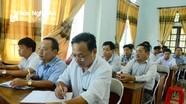 Tập huấn nghiệp vụ công tác tổ chức cán bộ, đảng viên