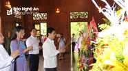 Trang trọng Lễ giỗ Chủ tịch Hồ Chí Minh lần thứ 49